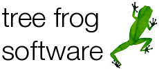 Tree Frog Software Logo